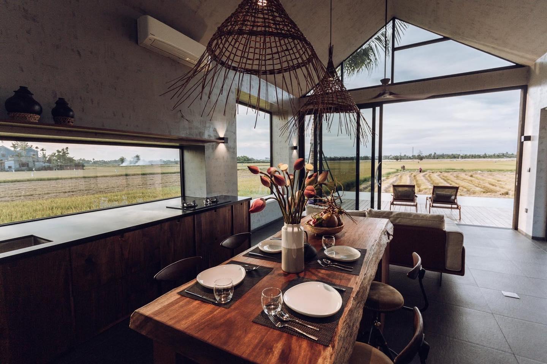 Khi có mảnh đất ở quê, đừng bỏ lỡ cơ hội xây ngôi nhà view cánh đồng lúa đắt giá như thế này - Ảnh 13.