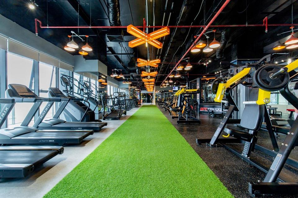 Top 5 phòng gym đang nổi tại Hà Nội, có nơi đang ưu đãi cực hời không phải ai cũng biết - Ảnh 13.