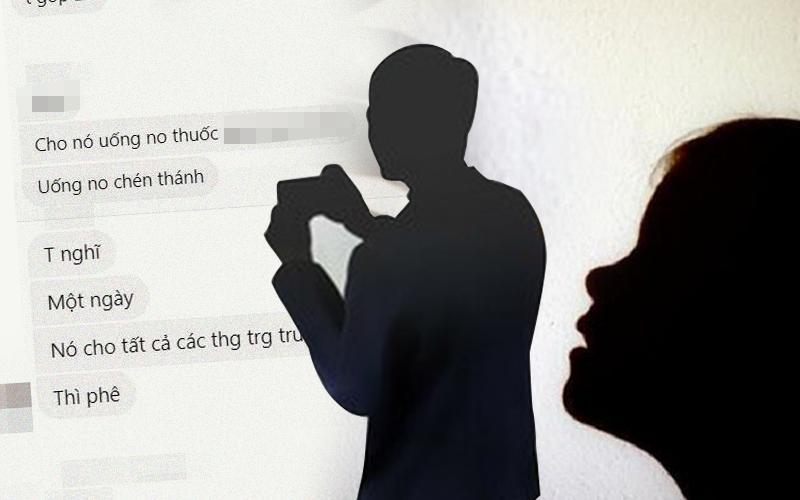 Choáng váng trước group chat của 1 nhóm nam sinh trường THPT chuyên nổi tiếng: Bình luận về cơ thể nữ sinh, ngôn từ tục tĩu