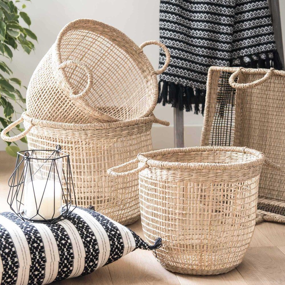 Làm mới ngôi nhà với phong cách đồng quê, thân thiện với môi trường bằng những đồ decor từ cói - Ảnh 8.