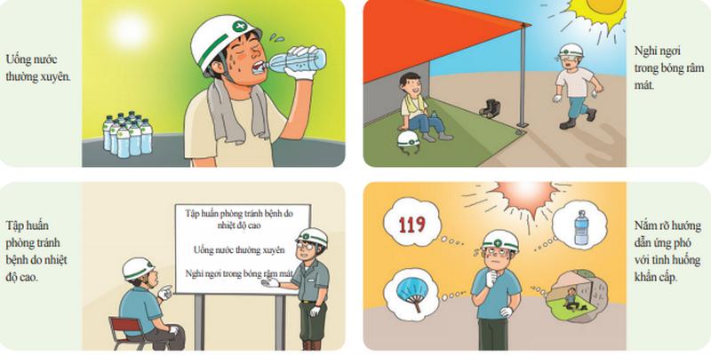 Đối phó với nắng nóng: Cần bù nước cho cơ thể - Ảnh 1.