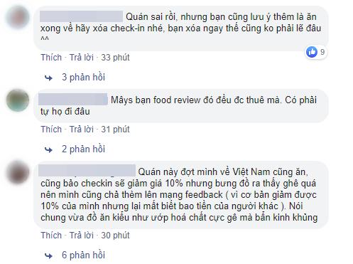 Chuyện lạ có thật: Quán lẩu tomyum ở Hà Nội bán đồ ăn vừa đắt vừa dở, bị khách nữ tố nhân viên phục vụ tự ý lấy điện thoại để review 5 sao cho quán - Ảnh 5.