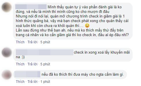 Chuyện lạ có thật: Quán lẩu tomyum ở Hà Nội bán đồ ăn vừa đắt vừa dở, bị khách nữ tố nhân viên phục vụ tự ý lấy điện thoại để review 5 sao cho quán - Ảnh 7.