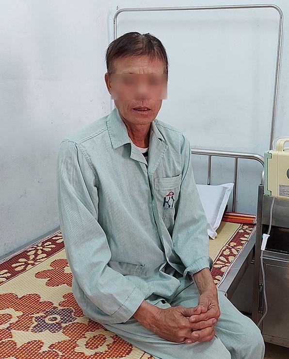 Do tâm lý sợ bệnh viện tìm đến thuốc nam để điều trị người đàn ông khối u di căn giai đoạn cuối - Ảnh 1.