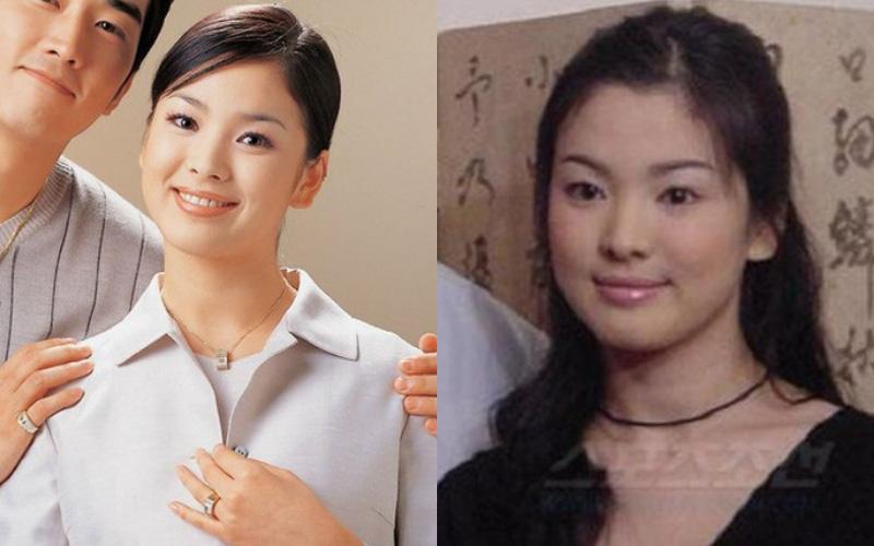 Loạt ảnh hiếm hoi thời Song Hye Kyo nặng 70kg: Vóc dáng mũm mĩm, makeup và tóc tai còn dừ hơn cả hiện tại