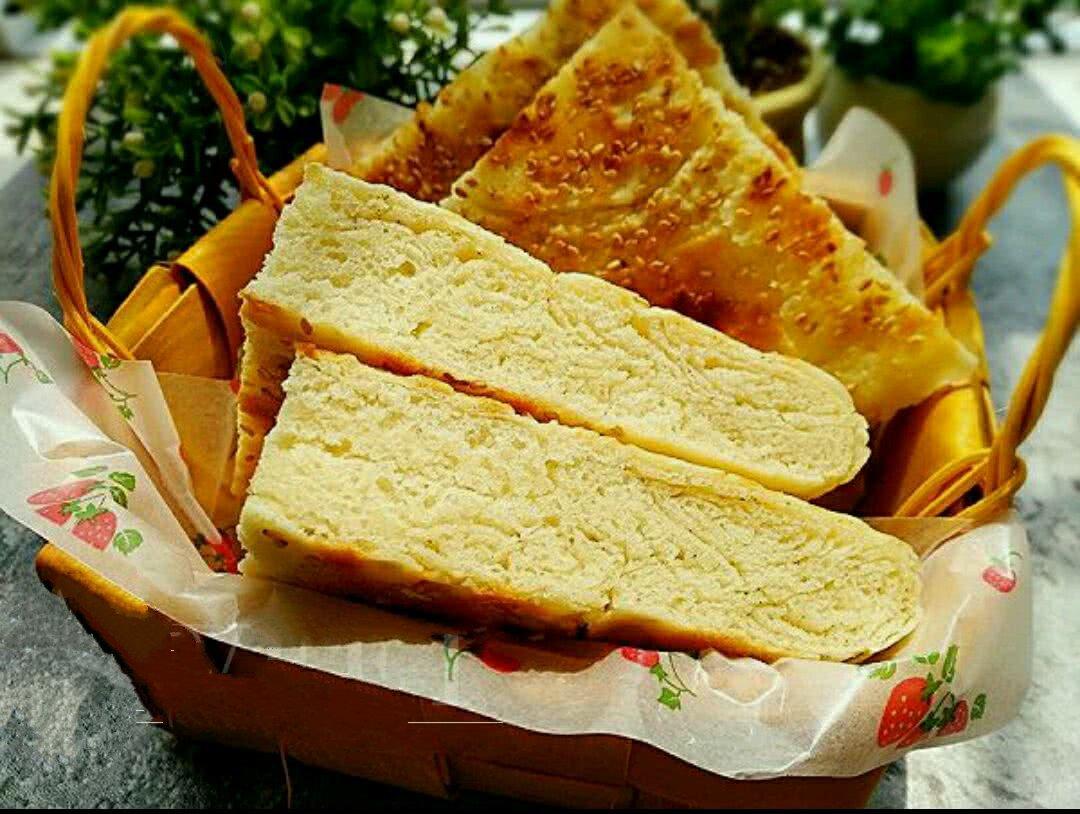 Dùng chảo chống dính làm bánh mì xốp mềm ngon đến ngỡ ngàng - Ảnh 6.