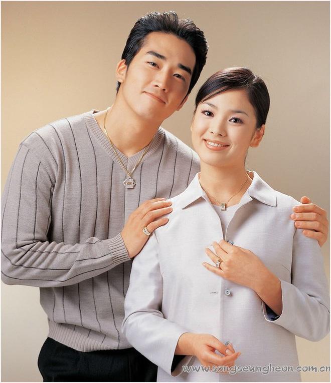 Loạt ảnh hiếm hoi thời Song Hye Kyo nặng 70kg: Vóc dáng mũm mĩm, makeup và tóc tai còn dừ hơn cả hiện tại - Ảnh 2.