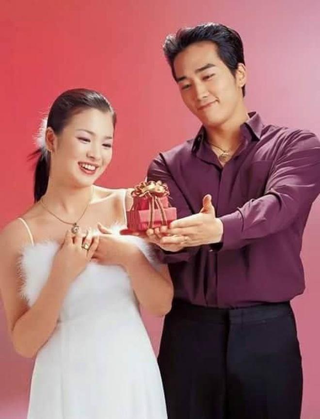 Loạt ảnh hiếm hoi thời Song Hye Kyo nặng 70kg: Vóc dáng mũm mĩm, makeup và tóc tai còn dừ hơn cả hiện tại - Ảnh 7.