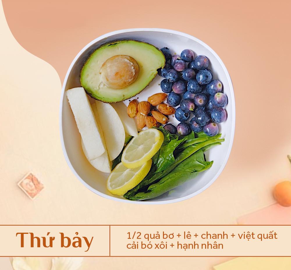 Nàng công sở gợi ý thực đơn đồ uống thay bữa sáng, giúp da đẹp lại còn giảm vài phân vòng eo  - Ảnh 8.