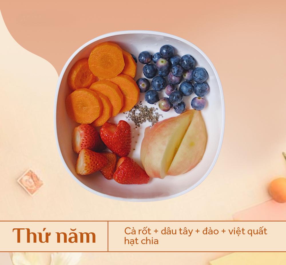 Nàng công sở gợi ý thực đơn đồ uống thay bữa sáng, giúp da đẹp lại còn giảm vài phân vòng eo  - Ảnh 6.