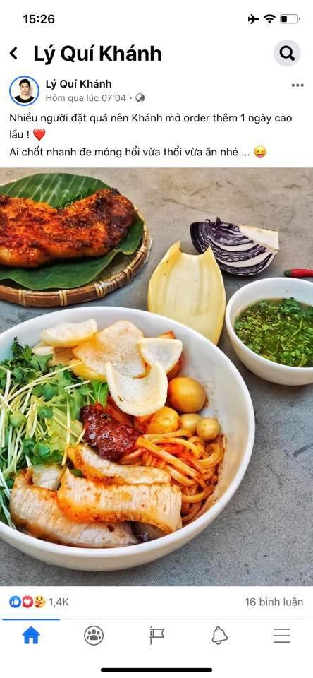 Liên tục nói đồ ăn luxury và đắt khách đến mức phải mở thêm order nhưng dân mạng lại tinh ý phát hiện Lý Quí Khánh đi tag tên từng người mời mua - Ảnh 3.