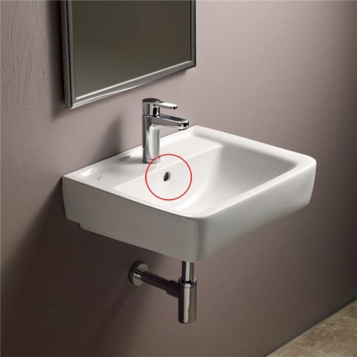 Lỗ nhỏ gần mép bồn rửa mặt có phải do lỗi thiết kế và câu trả lời không phải ai cũng rõ - Ảnh 4.