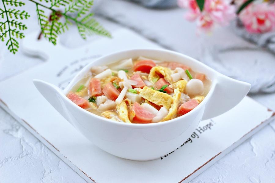 Vừa bận vừa nóng nực, bữa tối tôi nấu mỗi món canh trứng đơn giản mà ai cũng khen ngon - Ảnh 4.