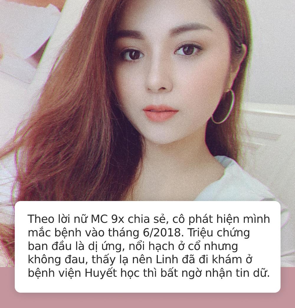MC Thể thao VTV Diệu Linh phát hiện mắc ung thư máu với triệu chứng ban đầu vô cùng đơn giản, vẫn lạc quan dù phải nghỉ việc để chữa bệnh - Ảnh 1.