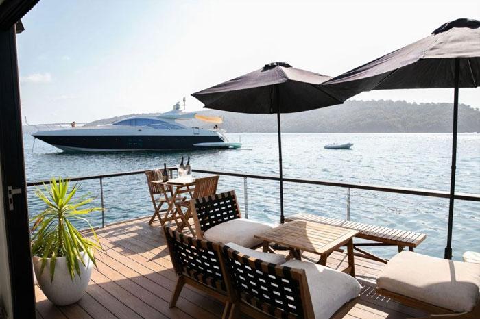 Ngôi nhà nổi trên nước sử dụng năng lượng mặt trời  - Ảnh 3.