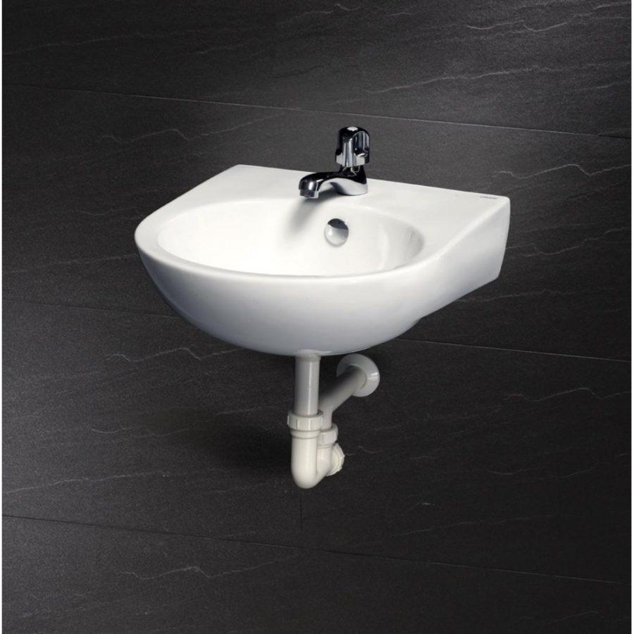 Lỗ nhỏ gần mép bồn rửa mặt có phải do lỗi thiết kế và câu trả lời không phải ai cũng rõ - Ảnh 3.