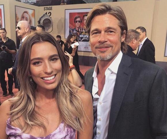 Brad Pitt xuống sắc khó nhận ra sau thời gian dài ở nhà tránh dịch, còn đâu tài tử quyến rũ nhất nhì Hollywood - ảnh 4