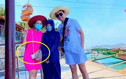 Rộ tin bà xã Dương Khắc Linh có tin vui, dấu hiệu mang thai đã rõ ràng
