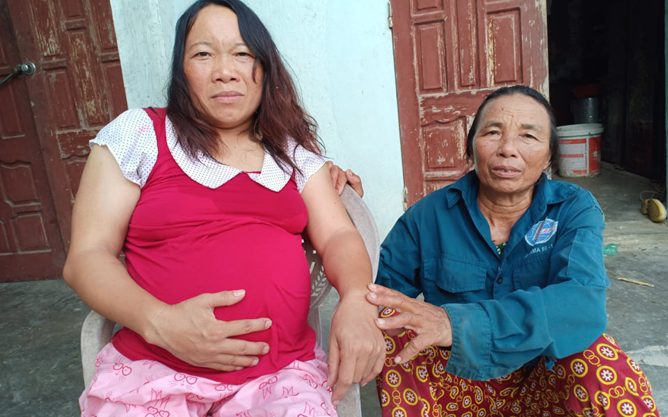 """Khát vọng làm mẹ của thai phụ tật nguyền: """"Vì con tôi sẽ vượt qua tất cả, chỉ mong đến ngày nhìn thấy mặt con"""""""