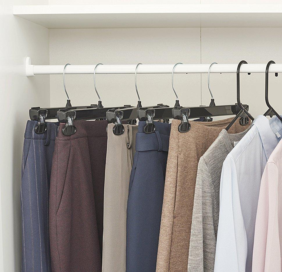 Lựa chọn 5 loại móc treo này đảm bảo cân đủ các loại quần áo khó chịu nhất trong tủ đồ, giá thành còn phù hợp với điều kiện kinh tế của các chị em - Ảnh 5.