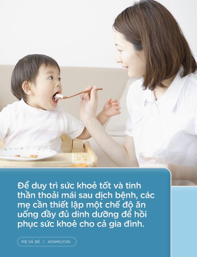 Bàn về những nỗi lo của các bà mẹ khi nuôi dạy con trước và sau khi dịch Covid-19 bùng phát  - Ảnh 1.