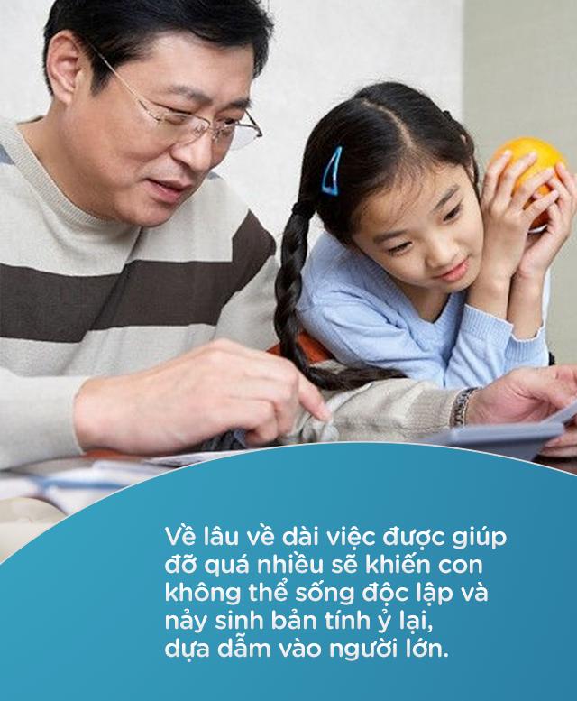 Sau khi dịch bệnh bị đẩy lùi, cha mẹ nên giúp con hình thành tư duy độc lập như thế nào? - Ảnh 2.