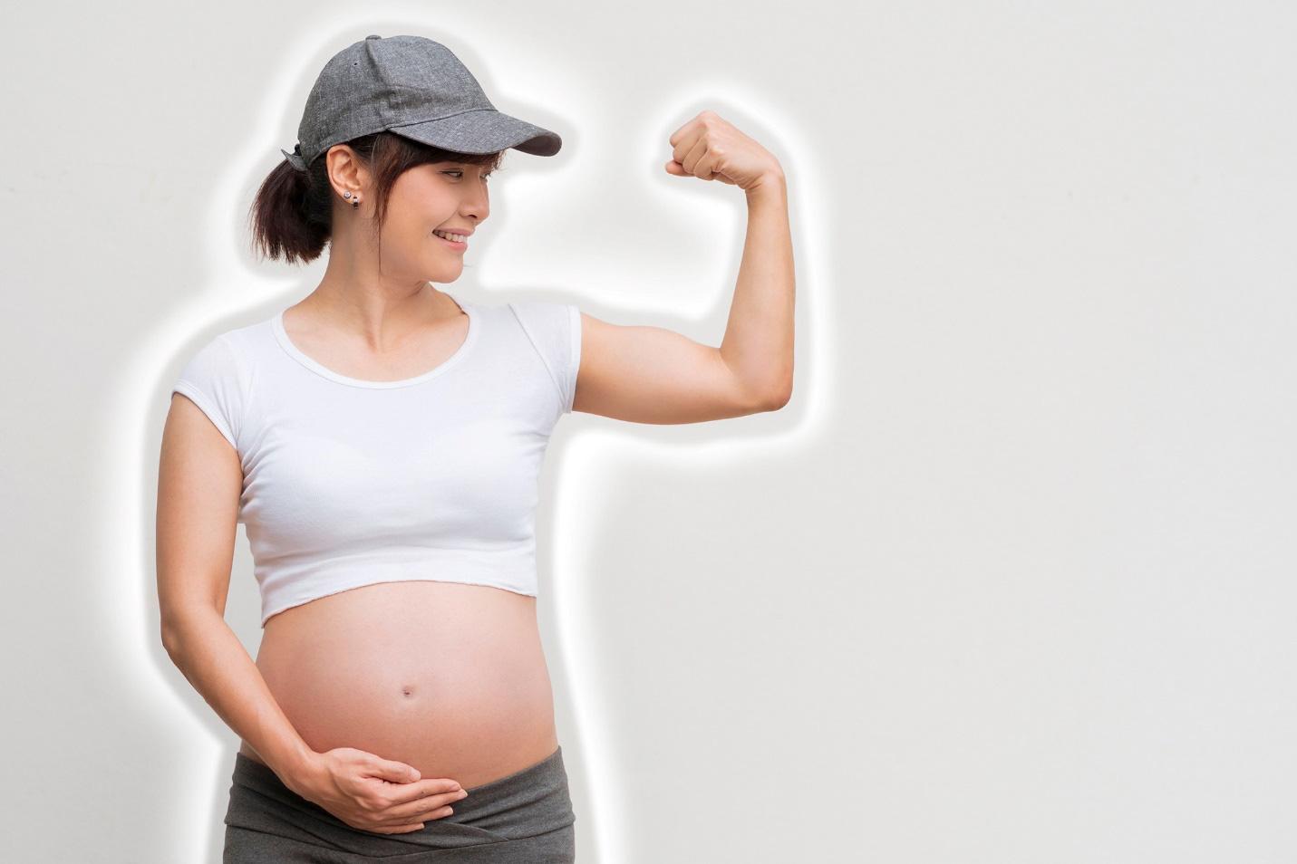 """Từ """"bình thường"""" đến """"bình thường mới"""": mẹ bầu cần """"nâng cấp"""" thói quen bảo vệ sức khỏe - Ảnh 2."""