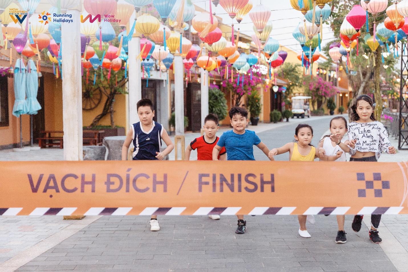 WOW MARATHON HỘI AN 2020: Race for Kids phiên bản đặc biệt trên đường chạy đẹp nhất Hội An - Ảnh 2.
