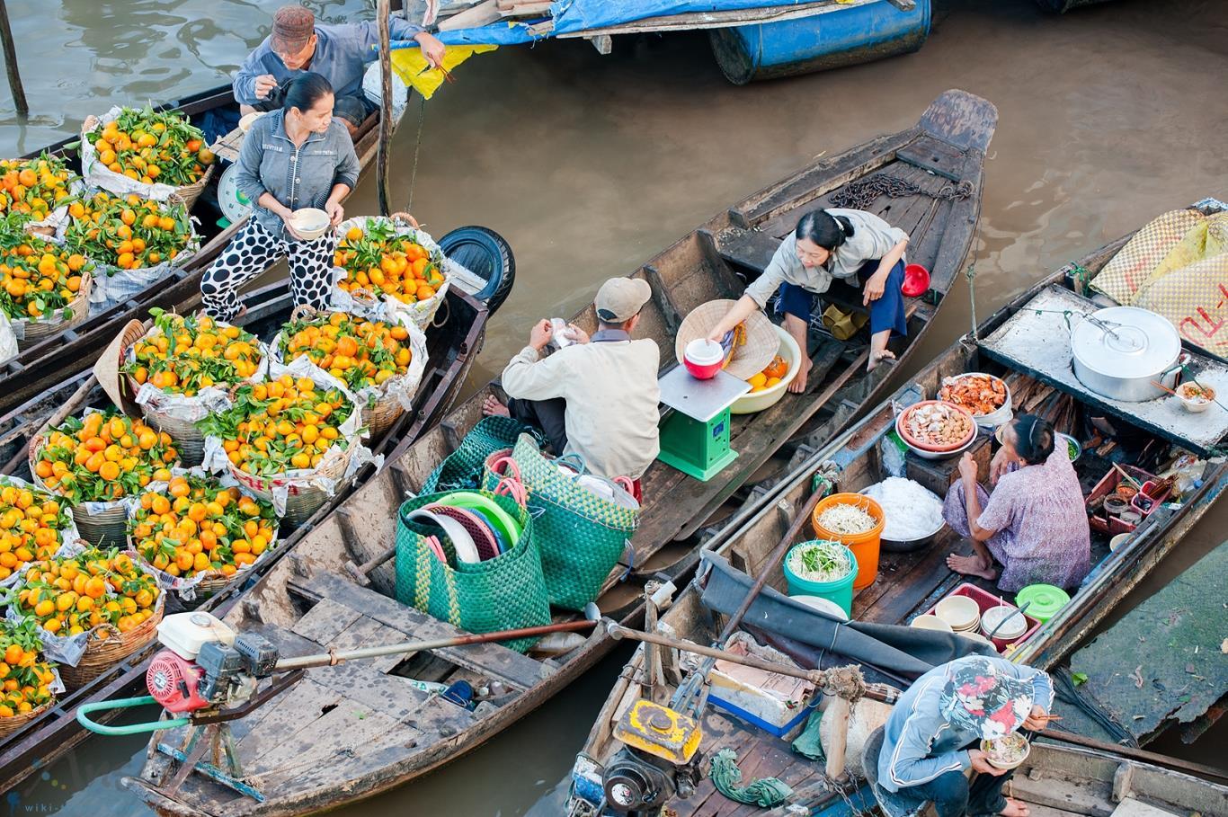 Khám phá những khu chợ đầu mối lớn nhất Việt Nam - Ảnh 9.