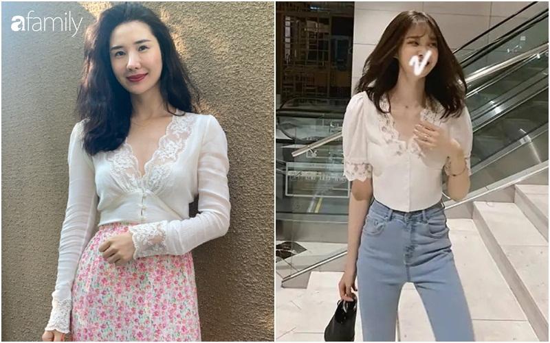 """Trơ trẽn như tiểu tam cặp kè chủ tịch Taobao: Diện toàn hàng nhái, còn """"cả gan"""" fake cả áo của chính thất phu nhân - Ảnh 1."""