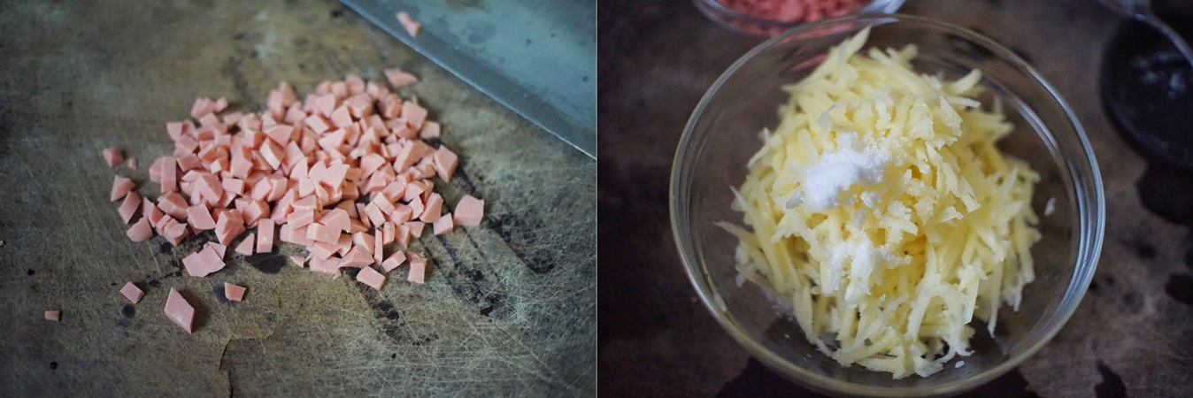 Rảnh rỗi tôi thử làm bánh trứng khoai tây, trẻ con trong nhà đứa nào cũng thích - Ảnh 1.