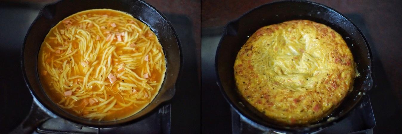 Rảnh rỗi tôi thử làm bánh trứng khoai tây, trẻ con trong nhà đứa nào cũng thích - Ảnh 4.