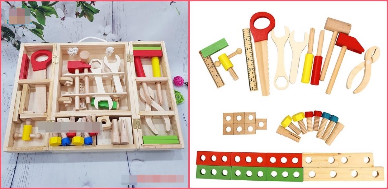 Gợi ý vài món đồ chơi bố mẹ nên mua làm quà 1/6, con chơi vừa vui vừa kích thích phát triển trí tuệ, kĩ năng - Ảnh 5.