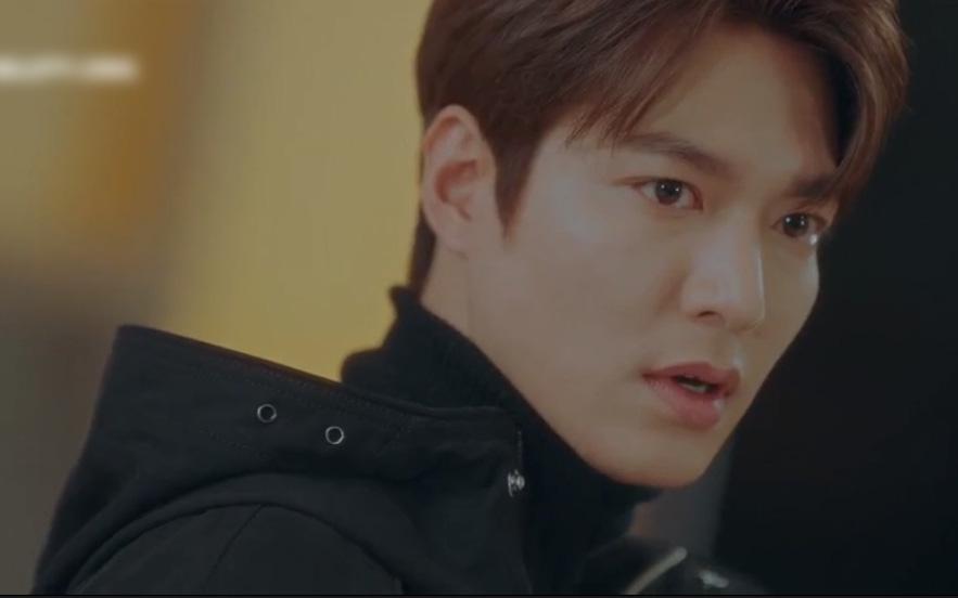 """Cú twist tập 13 """"Quân vương bất diệt"""": Ngỡ ngàng với thân phận người cứu Lee Min Ho"""