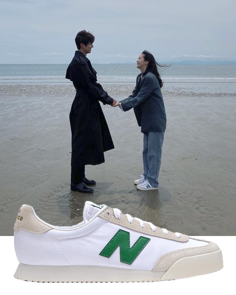 """Phim của Lee Min Ho có """"xịt ngóm"""" thì dân tình vẫn mãn nhãn trước list sneakers bình dân đi vào lịch sử của Kim Go Eun - Ảnh 5."""