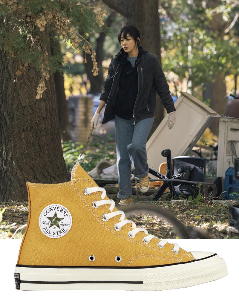 """Phim của Lee Min Ho có """"xịt ngóm"""" thì dân tình vẫn mãn nhãn trước list sneakers bình dân đi vào lịch sử của Kim Go Eun - Ảnh 1."""