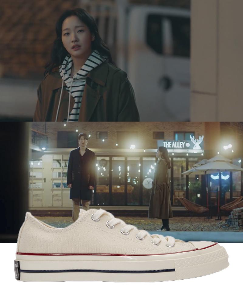 """Phim của Lee Min Ho có """"xịt ngóm"""" thì dân tình vẫn mãn nhãn trước list sneakers bình dân đi vào lịch sử của Kim Go Eun - Ảnh 2."""