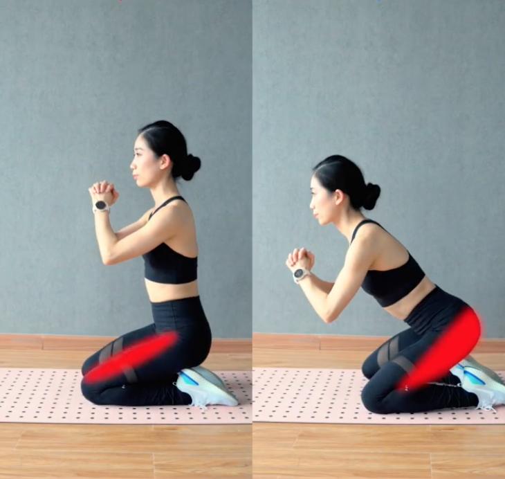 Bài tập đơn giản giúp săn chắc và nâng cao mông, nhưng nếu không tập đúng thì đùi to như cột đình  - Ảnh 4.