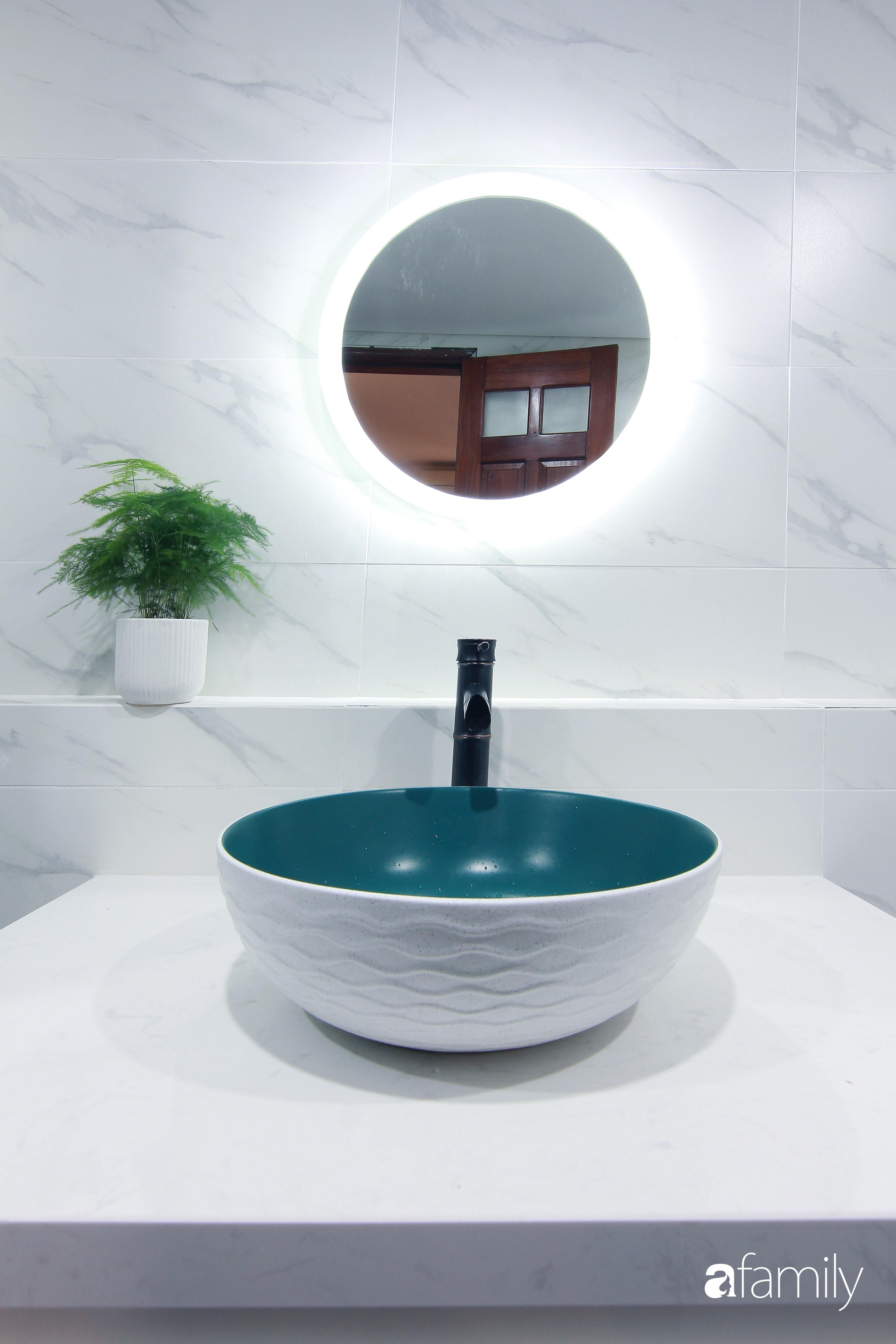 Căn hộ 150m² tối ưu không gian nhờ decor màu trung tính và phong cách hiện đại ở Cầu Giấy, Hà Nội - Ảnh 16.