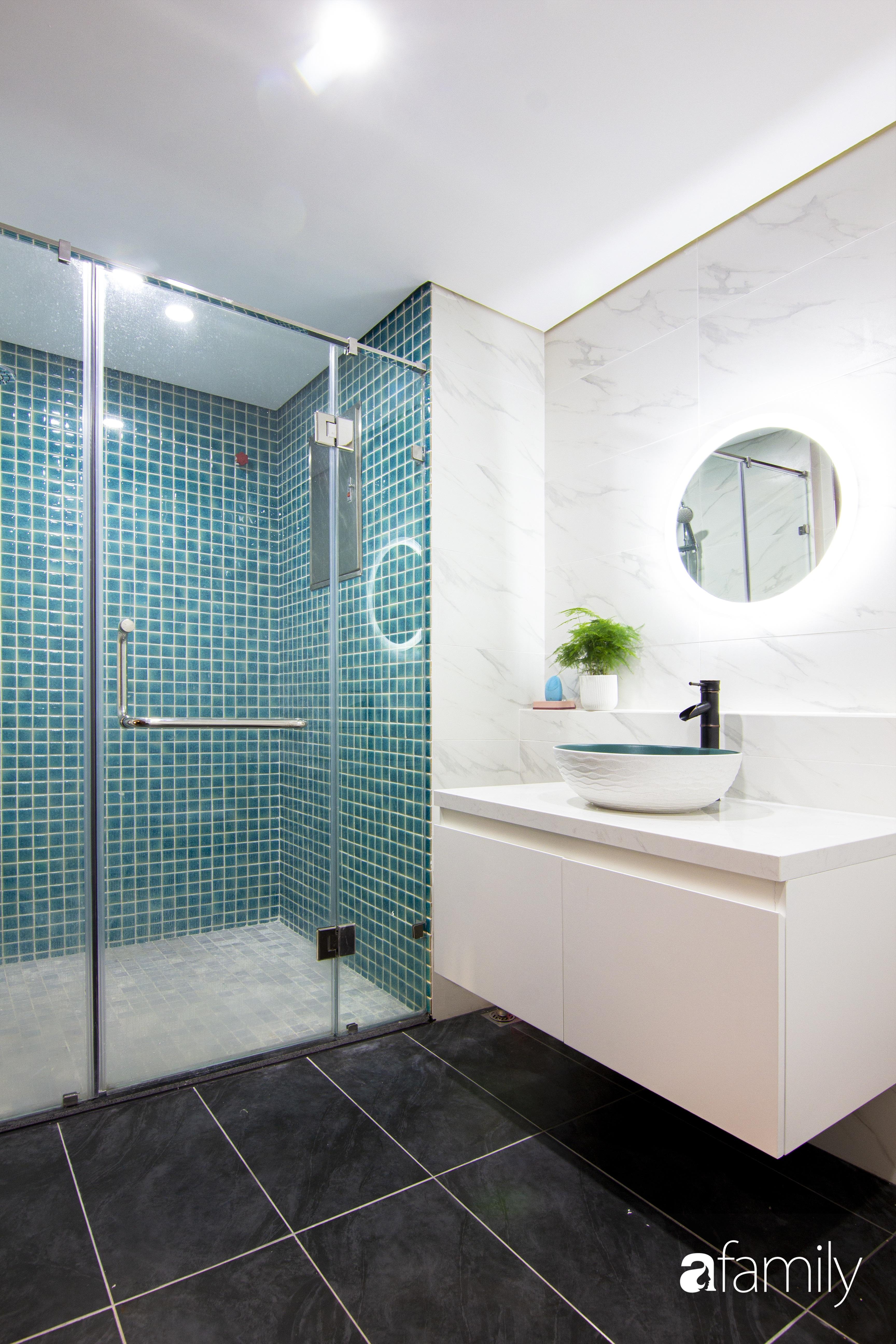 Căn hộ 150m² tối ưu không gian nhờ decor màu trung tính và phong cách hiện đại ở Cầu Giấy, Hà Nội - Ảnh 15.