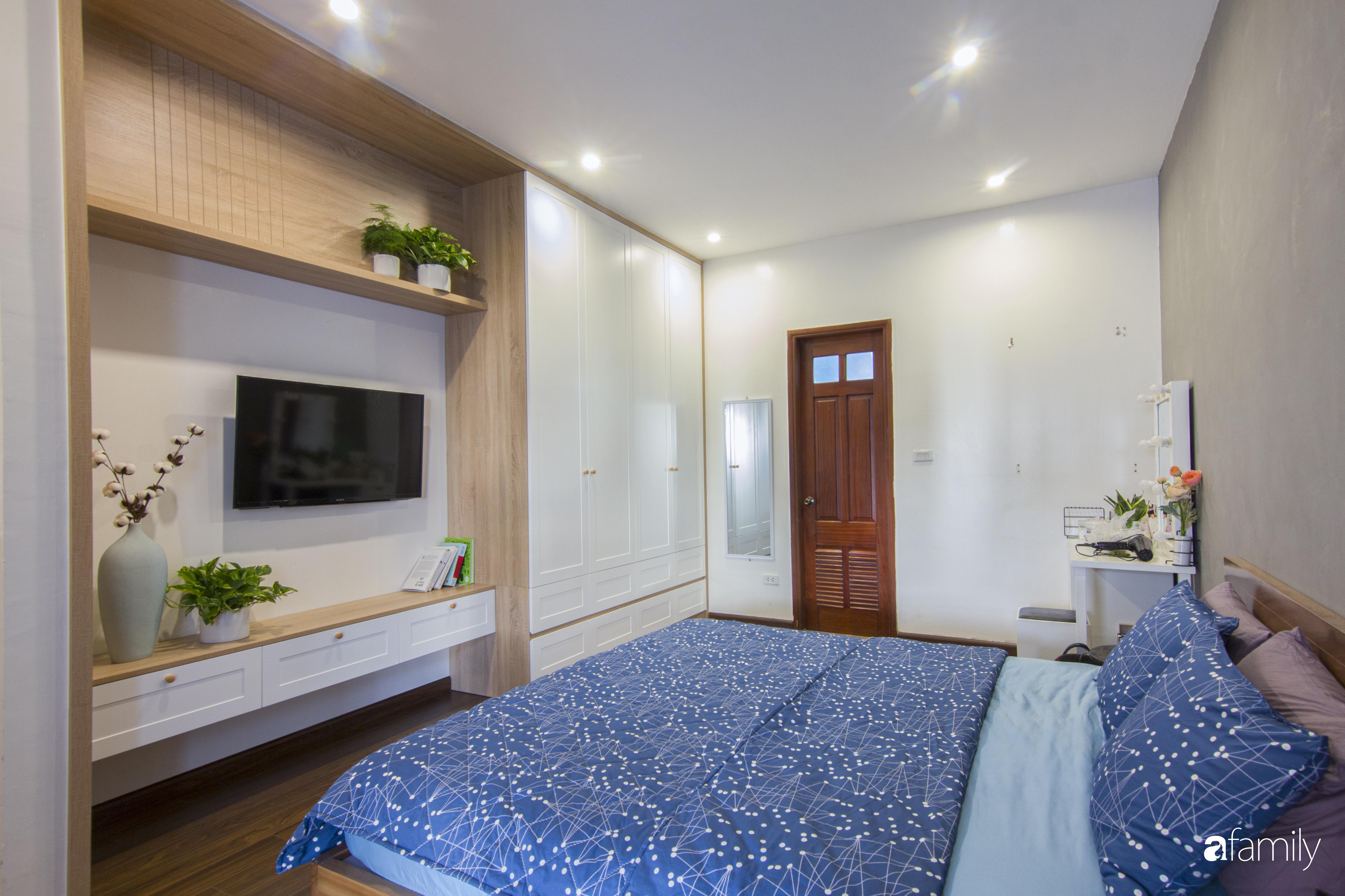 Căn hộ 150m² tối ưu không gian nhờ decor màu trung tính và phong cách hiện đại ở Cầu Giấy, Hà Nội - Ảnh 12.