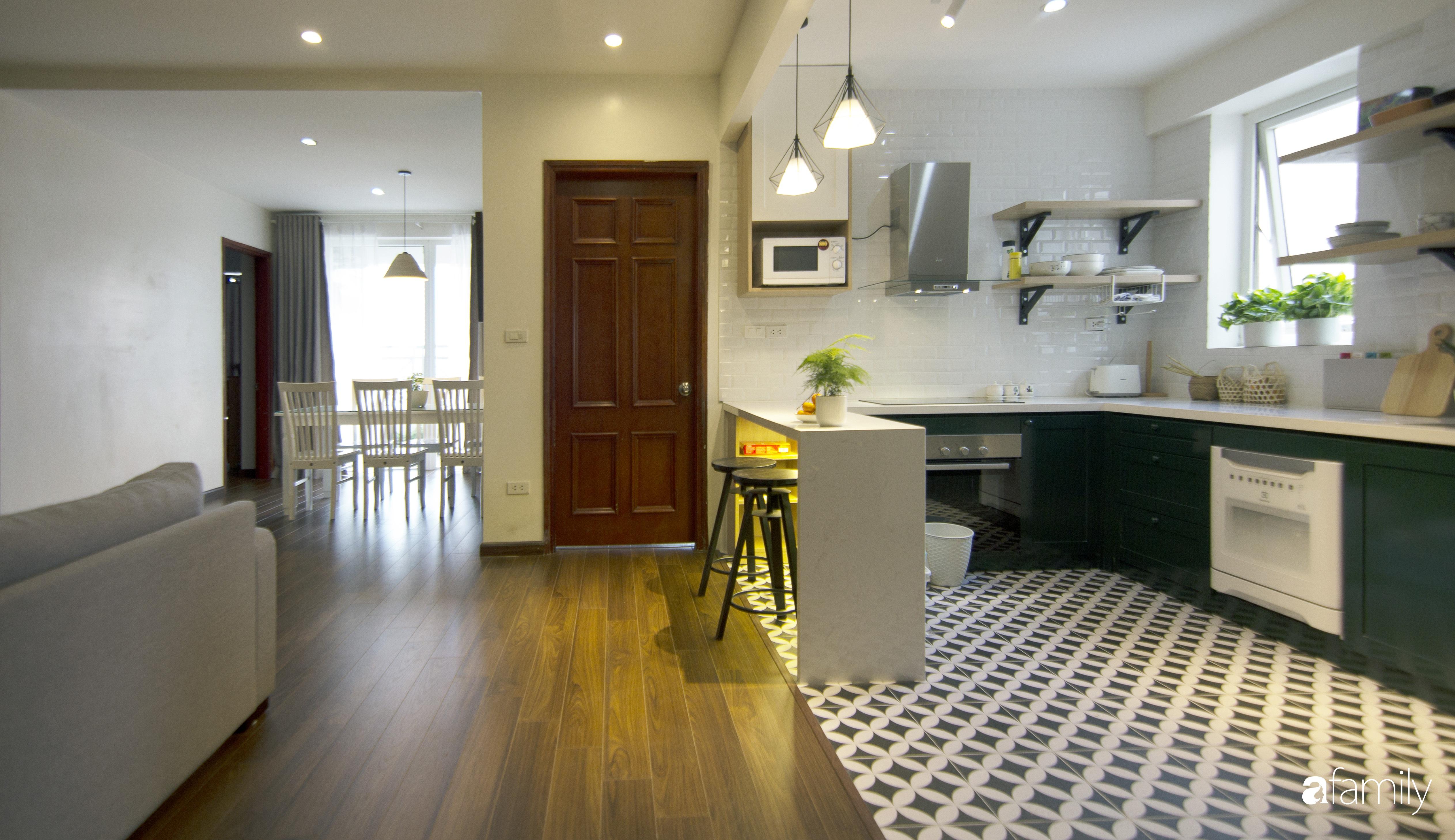 Căn hộ 150m² tối ưu không gian nhờ decor màu trung tính và phong cách hiện đại ở Cầu Giấy, Hà Nội - Ảnh 5.