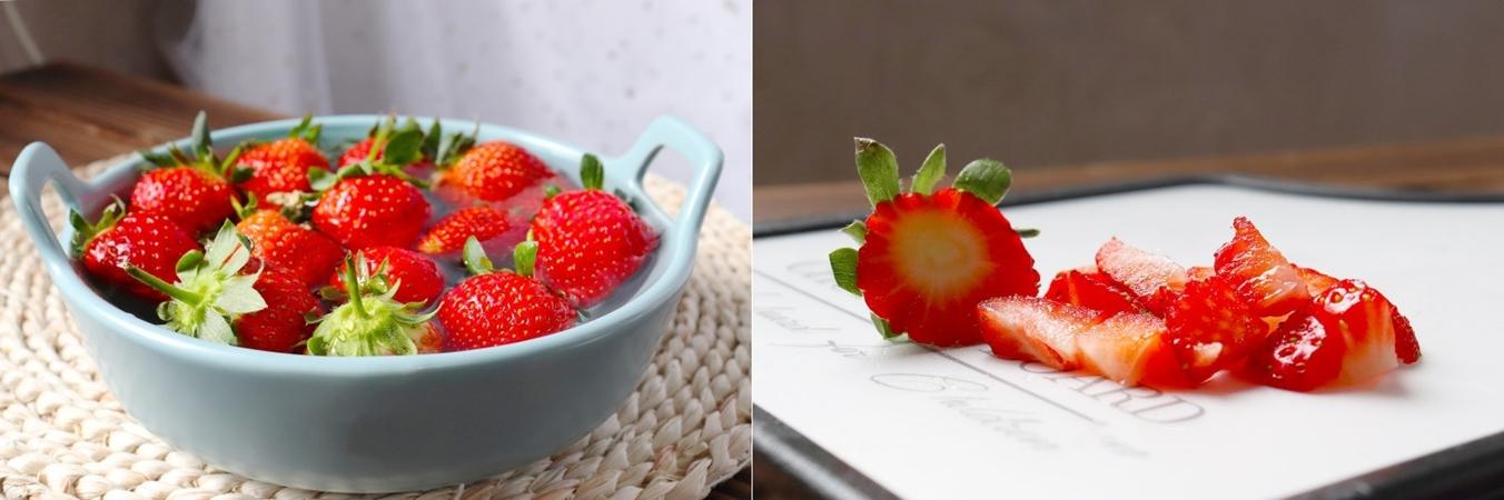 Hai loại sữa trái cây mát lạnh cực ngon thổi bay nắng nóng - Ảnh 1.