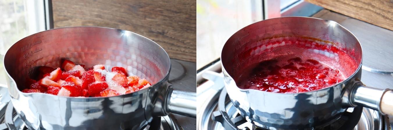 Hai loại sữa trái cây mát lạnh cực ngon thổi bay nắng nóng - Ảnh 2.