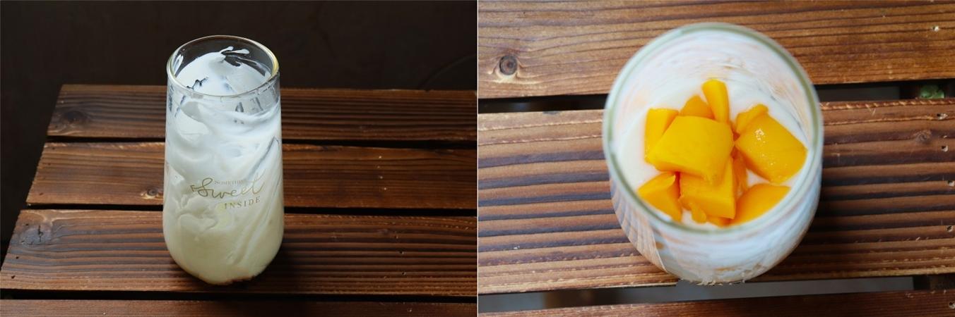 Hai loại sữa trái cây mát lạnh cực ngon thổi bay nắng nóng - Ảnh 6.
