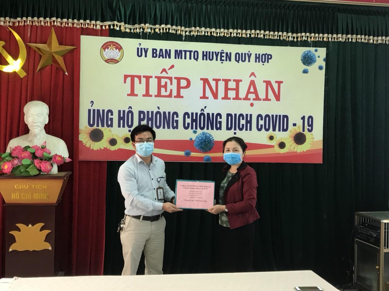 Masan Consumer trao tặng 10.000 phần quà cho công nhân các khu công nghiệp tại Tp. Hồ Chí Minh - Ảnh 3.