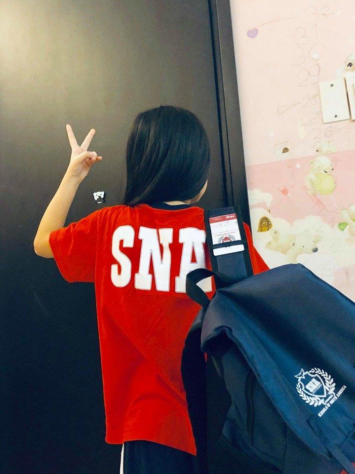 """Con gái của Thủy Tiên: Học trường quốc tế với mức phí """"sương sương"""" nửa tỷ, mới 7 tuổi đã tự làm một điều khiến mẹ kinh ngạc - Ảnh 3."""