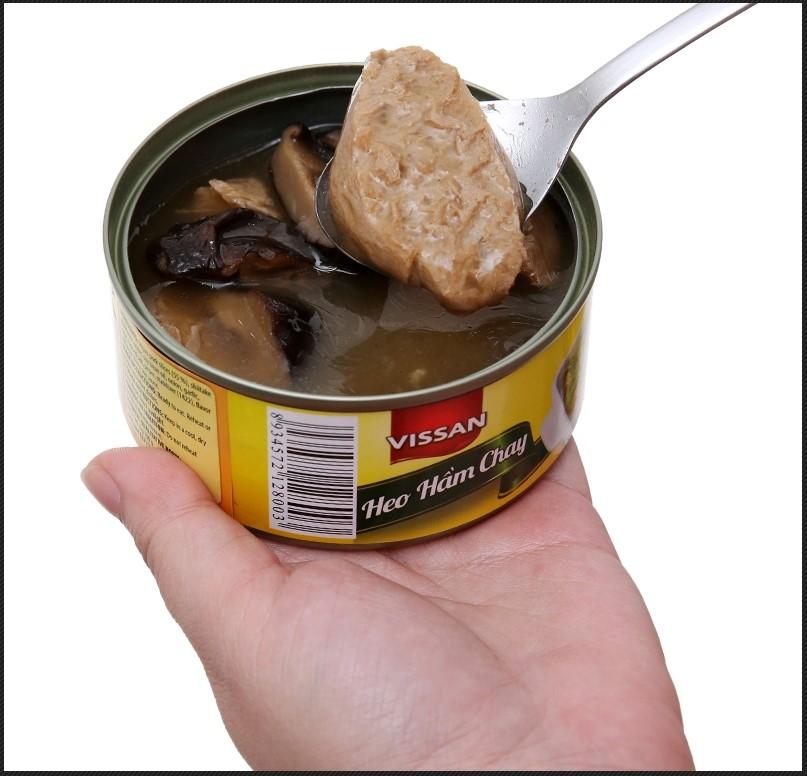 Đủ các loại món chay ăn liền, đóng hộp, chị em lên mạng hay ra siêu thị mua được ngay, đỡ phải tự nấu - Ảnh 5.