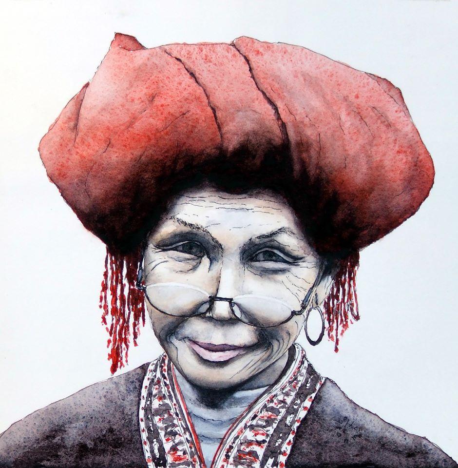 """Bộ tranh """"đẹp quá Việt Nam ơi"""" được vẽ bởi họa sĩ người Pháp  - Ảnh 3."""