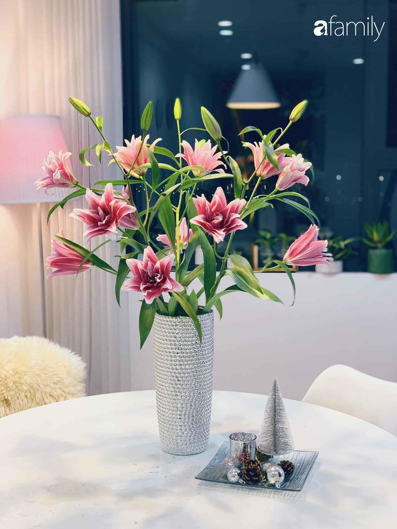 Bí quyết decor căn hộ 60m² luôn ngọt ngào và thoảng nhẹ hương thơm dịu dàng ở Hà Nội - Ảnh 10.
